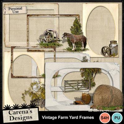 Vintage-farm-yard-frames
