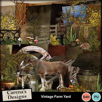 Vintage-farm-yard-kit