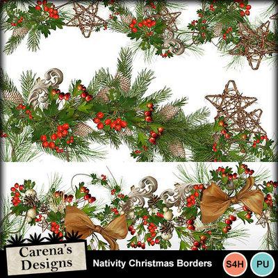 Nativity-christmas_borders