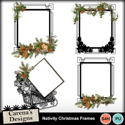Nativity-christmas-frames