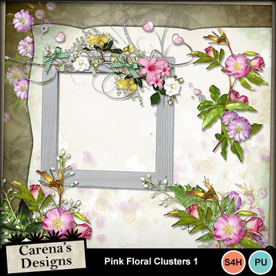 Pink-floral-clusters-1