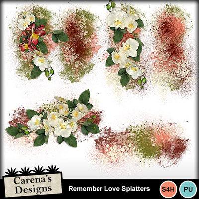 Remember-love-splatters