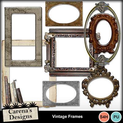Vintage-frames