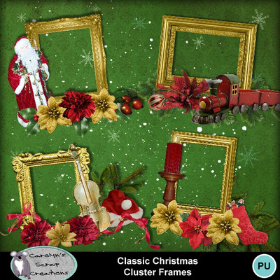 Csc_classic_christmas_wi_cluster_frames