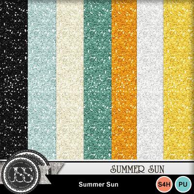 Summer_sun_glitter_papers