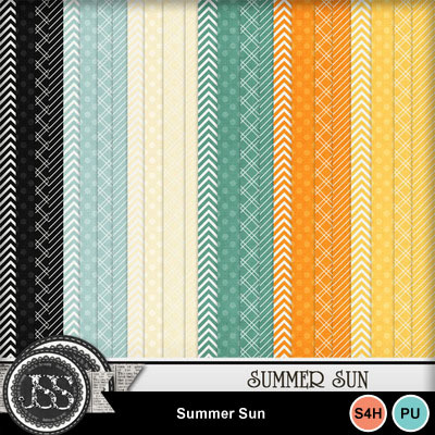 Summer_sun_pattern_papers