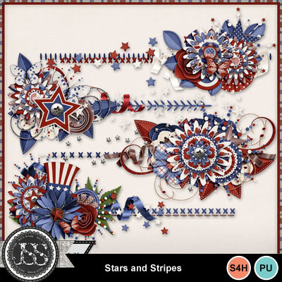 Stars_and_stripes_cluster_stitches