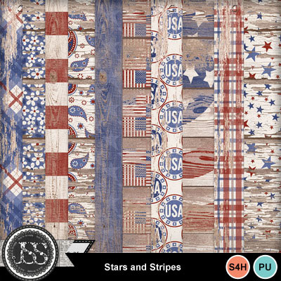 Stars_and_stripes_worn_wood_papers