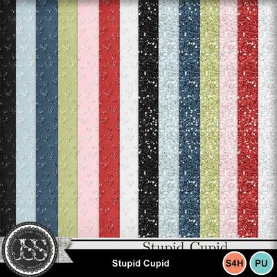 Stupid_cupid_glitter_papers