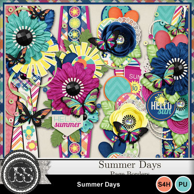 Summer_days_page_borders