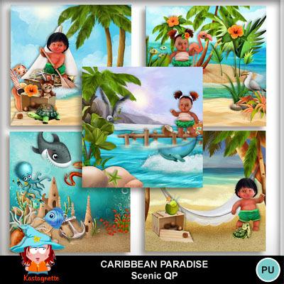 Kastagnette_caribbeanparadise_scenicqp_pv