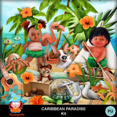 Kastagnette_caribbeanparadise_pv