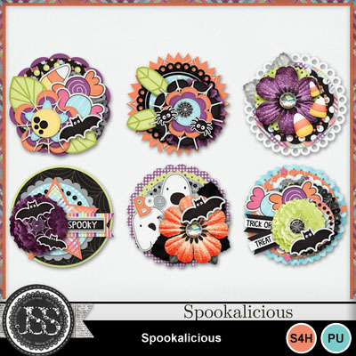 Spookalicious_cluster_seals