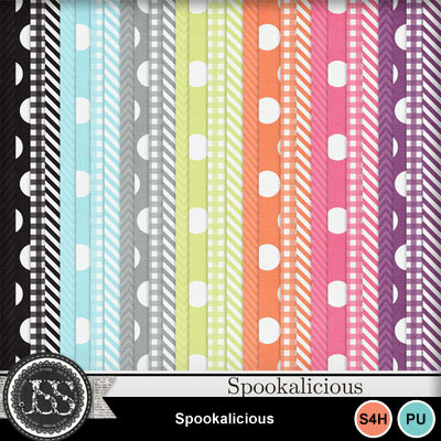 Spookalicious_pattern_papers