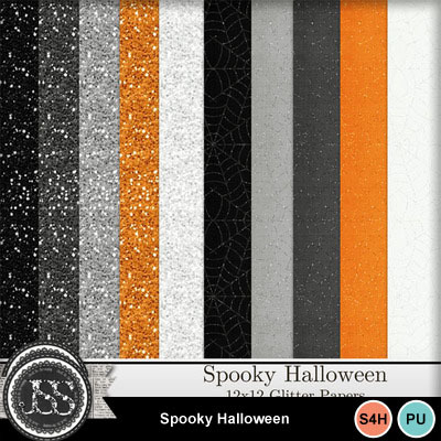 Spooky_halloween_glitter_papers