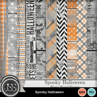 Spooky_halloween_worn_wood_papers