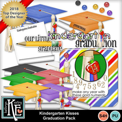 Kindergartenkissesgraduatio