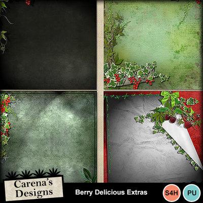 Berrydeliciousppextras