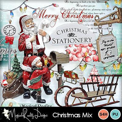 Christmasmix-magicalrealitydesigns