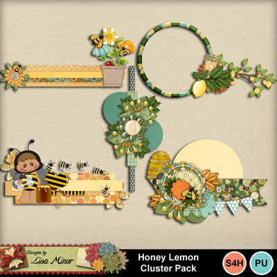 Honeylemonclusters