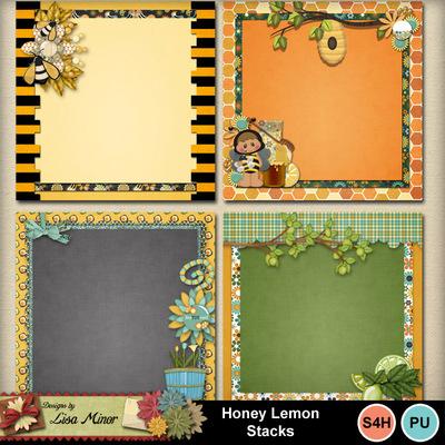 Honeylemonstacks
