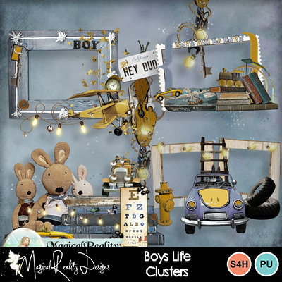 Boyslife-clusters