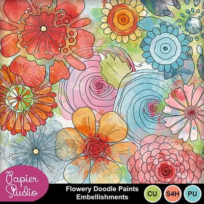 Flowery-doodle-paints1
