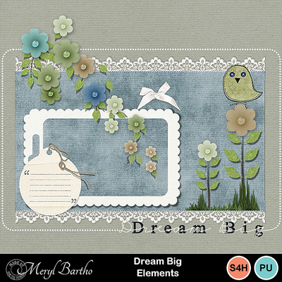 Dreambig-embellishments
