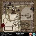 Vintagepaper_elements_small