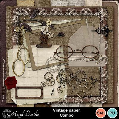 Vintagepaper_combo