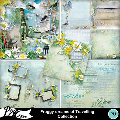 Patsscrap_froggy_dreams_of_travelling_pv_collection