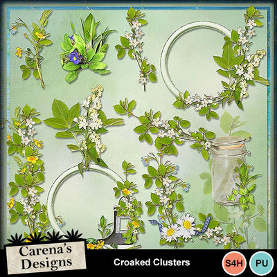 Croaked-clusters