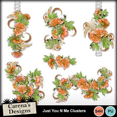 Just-you-n-me-clusters