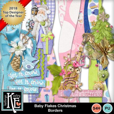 Baby-flakes-christmasborder