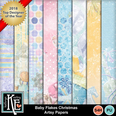 Baby-flakes-christmas-artsypapers
