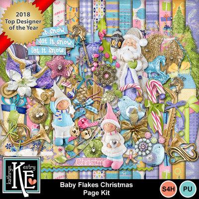 Baby-flakes-christmas-pagekit