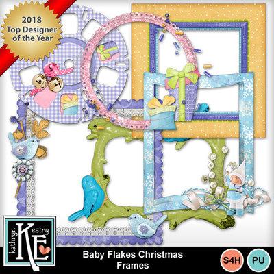 Baby-flakes-christmas-frames