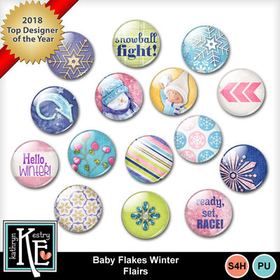 Babyflakesw-flairs