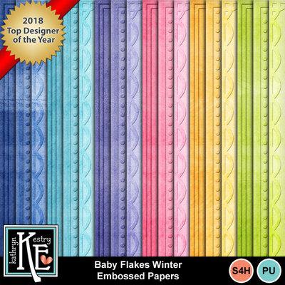 Babyflakesw-embpapers