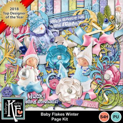Babyflakesw-pagekit