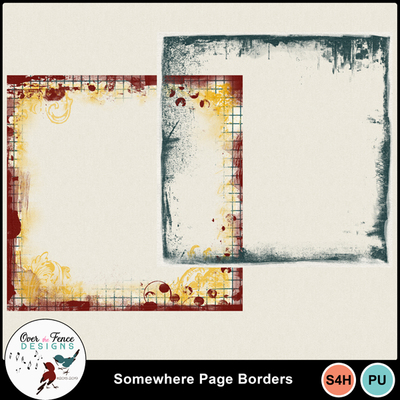 Somewhere_page_borders