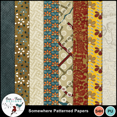 Somewhere_patterned_papers
