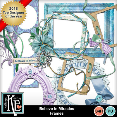 Believe-in-miracles-frames