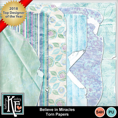 Believe-in-miracles-torn-papers