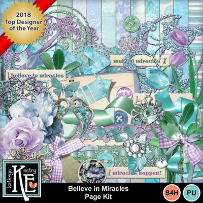 Believe-in-miracles-page-kit