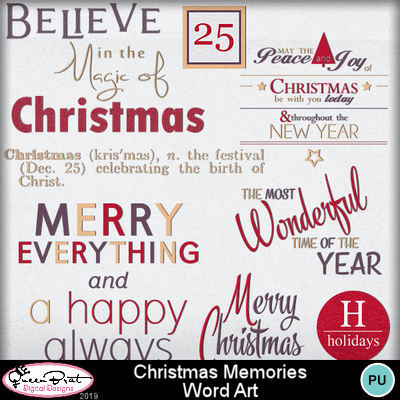 Christmasmemories_wordart1-1