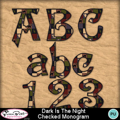 Darkisthenight_checkedmono