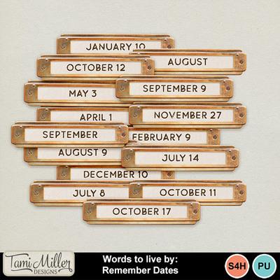 Tmd_wtlbremember_dates