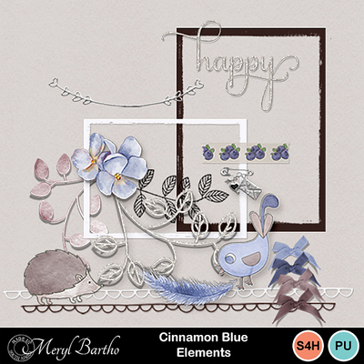 Cinnamonblue_elements