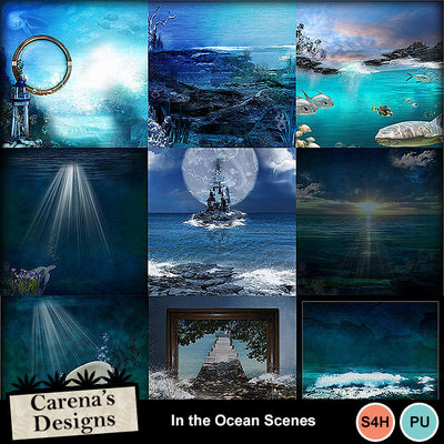 In-the-ocean-scenes